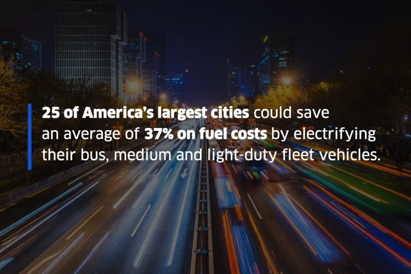 Understanding Electric Vehicle Fueling Costs Compared to Gasoline for Fleets