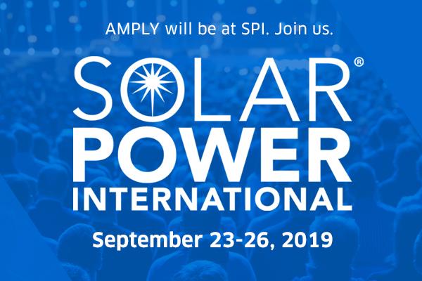 2019 Solar Power International