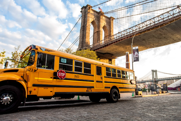 AMPLY Power & Logan Bus Announce Demonstration Project to Simplify Electric Transportation for Fleets