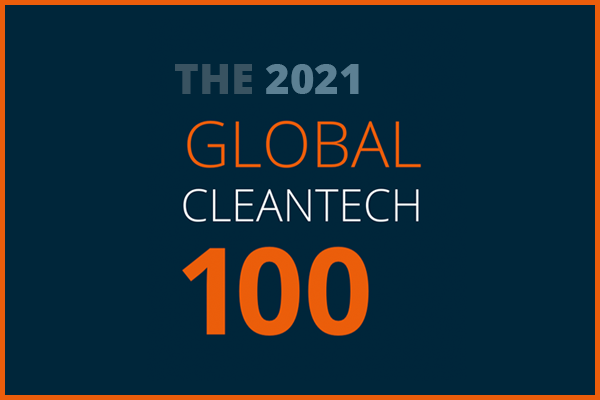 From Chaos to Transformation: Cleantech Group Announces 2021 Global Cleantech 100 list of Companies Committed to Delivering the Future and AMPLY Power is Honored to be Selected