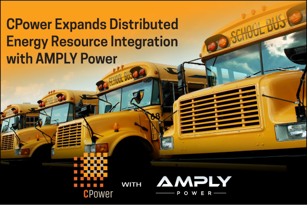 CPower Expands Distributed Energy Resource Integration with AMPLY Power