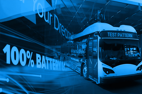 AMPLY Power and Duke Energy Sustainable Solutions Collaborate on Bus Fleet Electrification and Solar-Powered Overhead Charging
